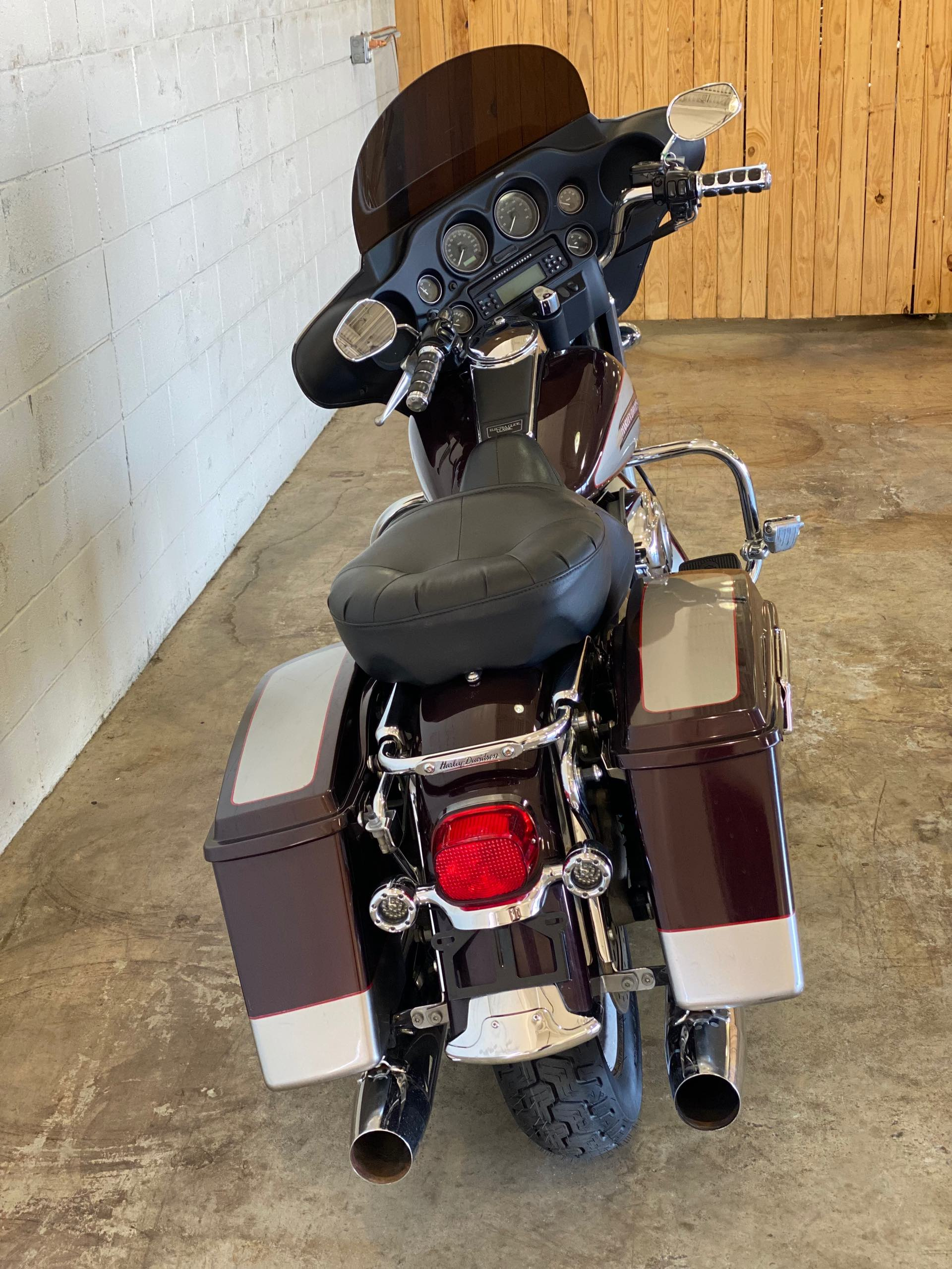 2007 Harley-Davidson Electra Glide Classic at Twisted Cycles