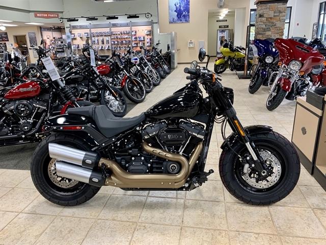2020 Harley-Davidson Softail Fat Bob 114 at Destination Harley-Davidson®, Silverdale, WA 98383
