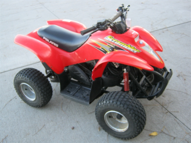 2001 Polaris Scrambler 50 (Y6) at Brenny's Motorcycle Clinic, Bettendorf, IA 52722