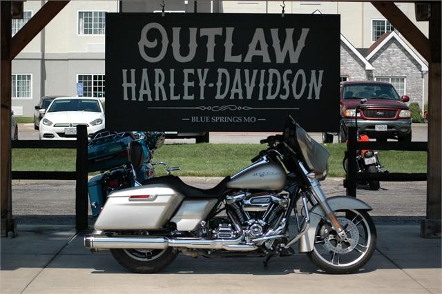 2018 Harley-Davidson Street Glide Base at Outlaw Harley-Davidson