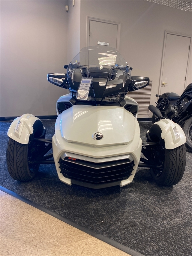 2018 Can-Am Spyder F3 T at Sloans Motorcycle ATV, Murfreesboro, TN, 37129