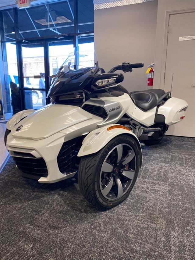 2018 Can-Am Spyder F3 T at Sloans Motorcycle ATV, Murfreesboro, TN, 37129