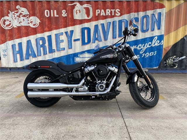 2021 Harley-Davidson Cruiser FLSL Softail Slim at Gruene Harley-Davidson