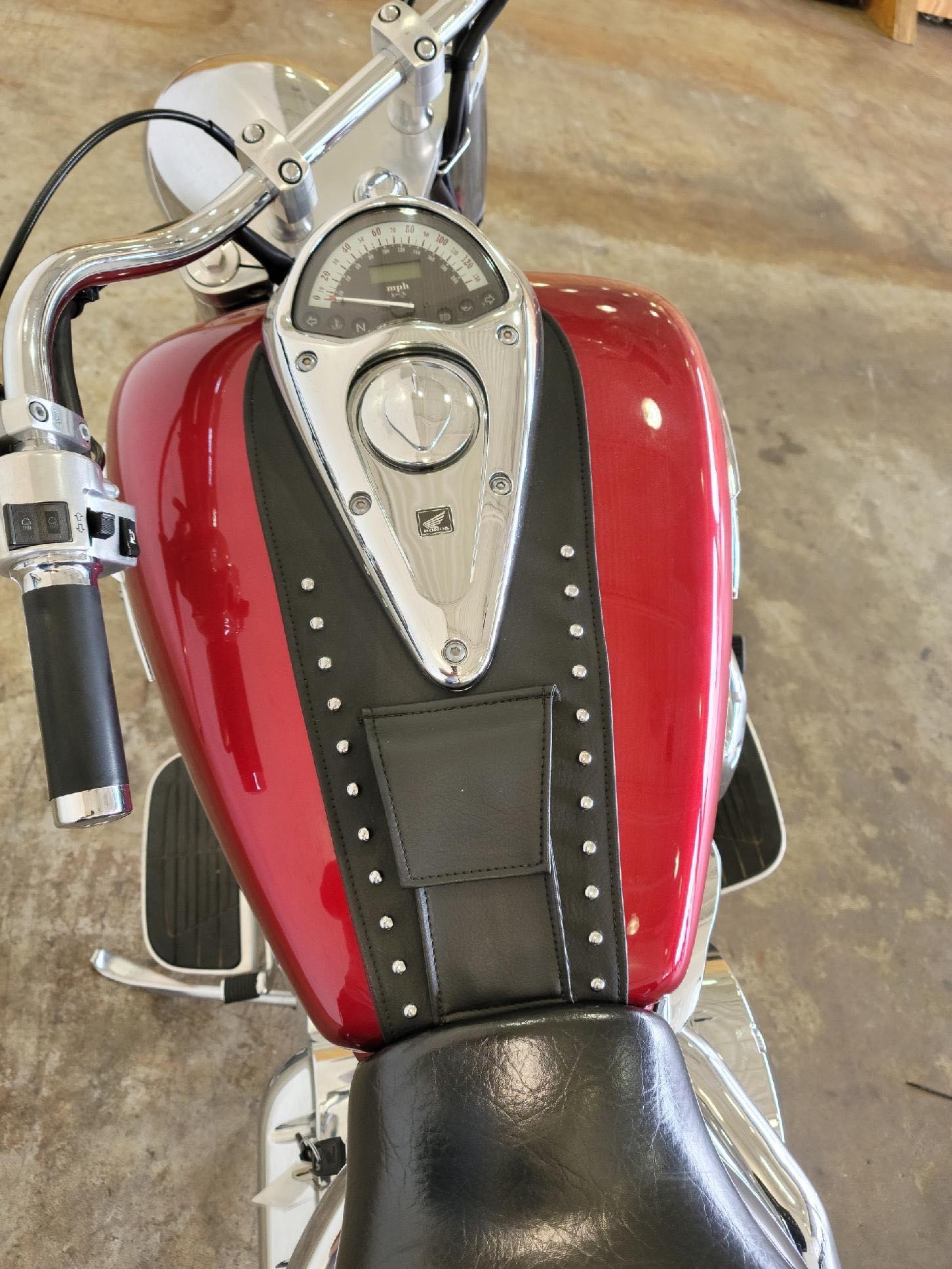 2004 Honda VTX 1300 Retro at Twisted Cycles