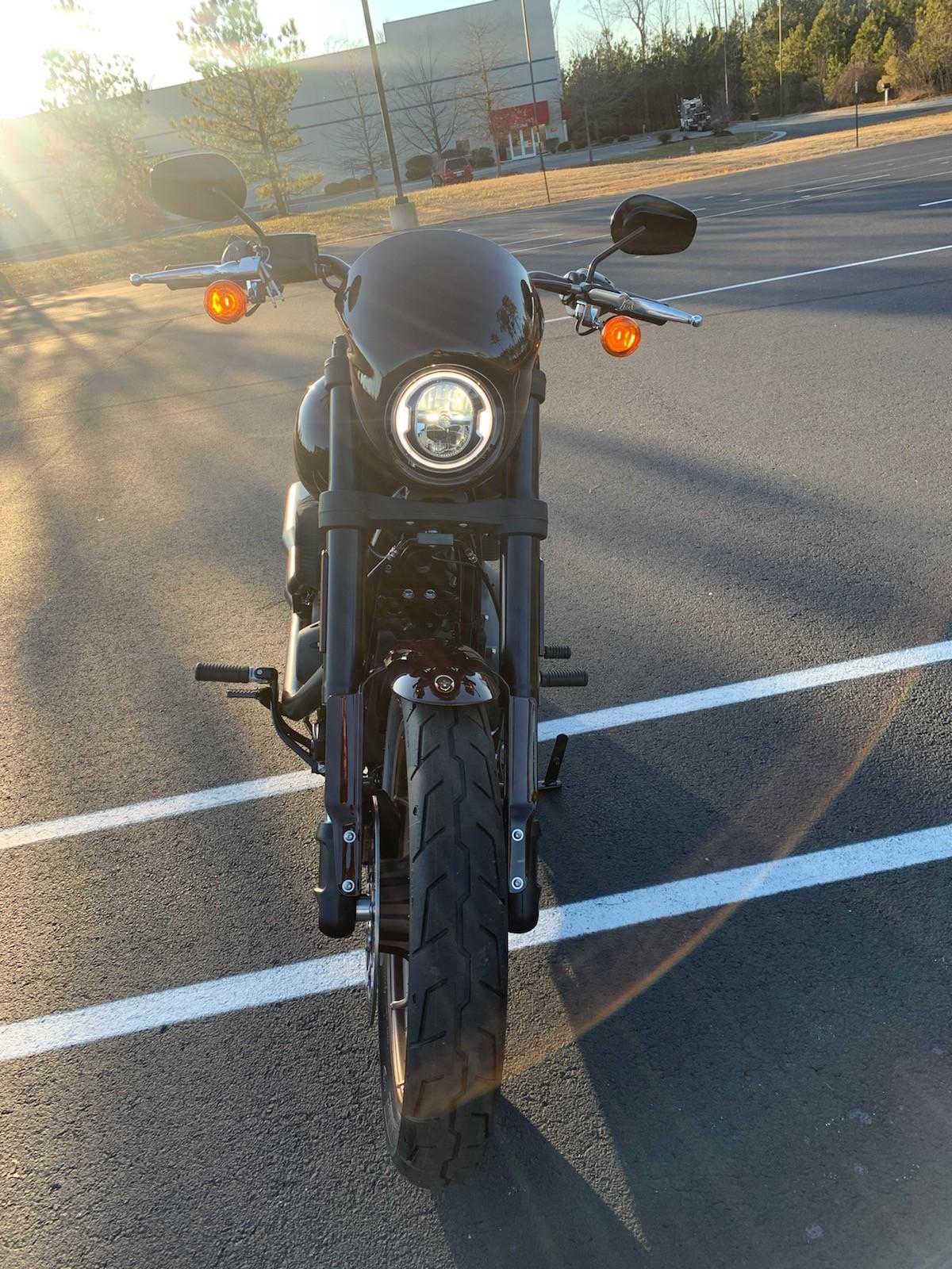 2021 Harley-Davidson Cruiser FXLRS Low Rider S at Richmond Harley-Davidson
