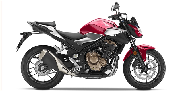 2019 Honda CB500F Base at Interstate Honda