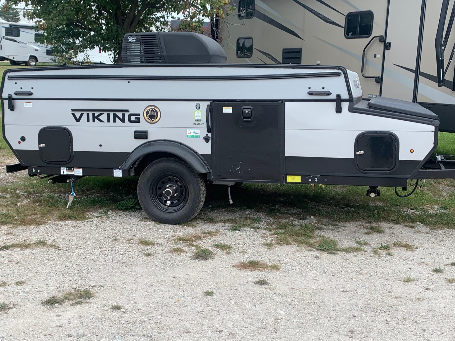2021 Coachmen Viking Epic 2108 ST at Prosser's Premium RV Outlet