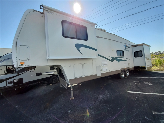 2004 Fleetwood Wilderness Advantage SS250RK at Youngblood Powersports RV Sales and Service