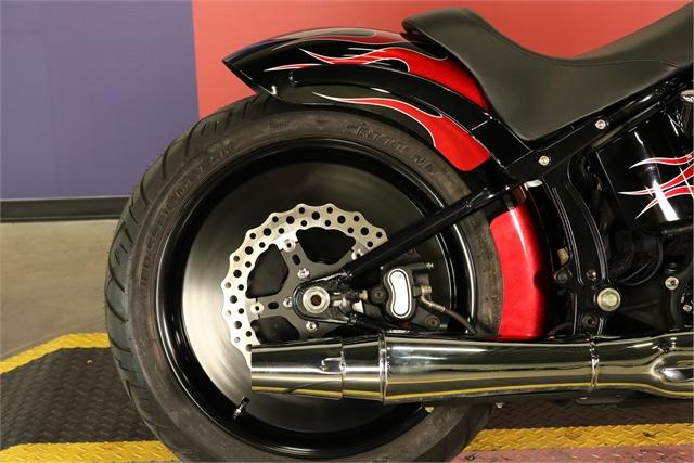 2009 Harley-Davidson Softail Cross Bones at Texas Harley