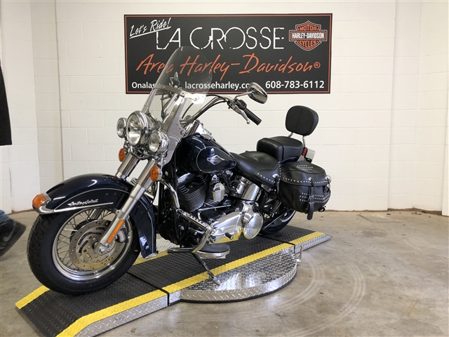 2013 Harley-Davidson Softail Heritage Softail Classic at La Crosse Area Harley-Davidson, Onalaska, WI 54650