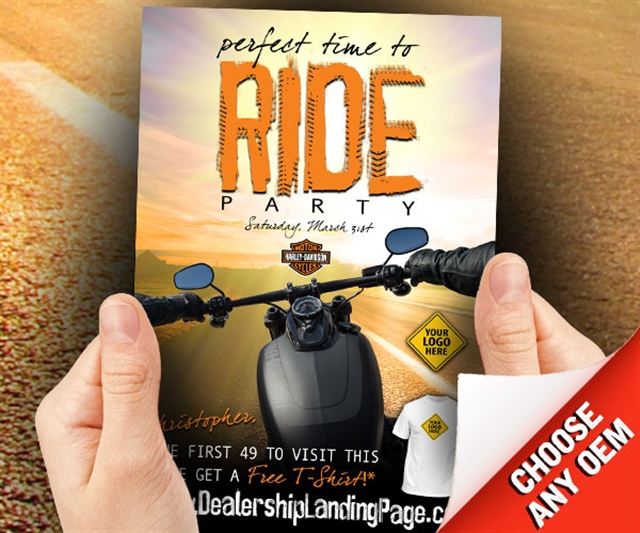 2019 Anytime Perfect Time to Ride Powersports at PSM Marketing - Peachtree City, GA 30269