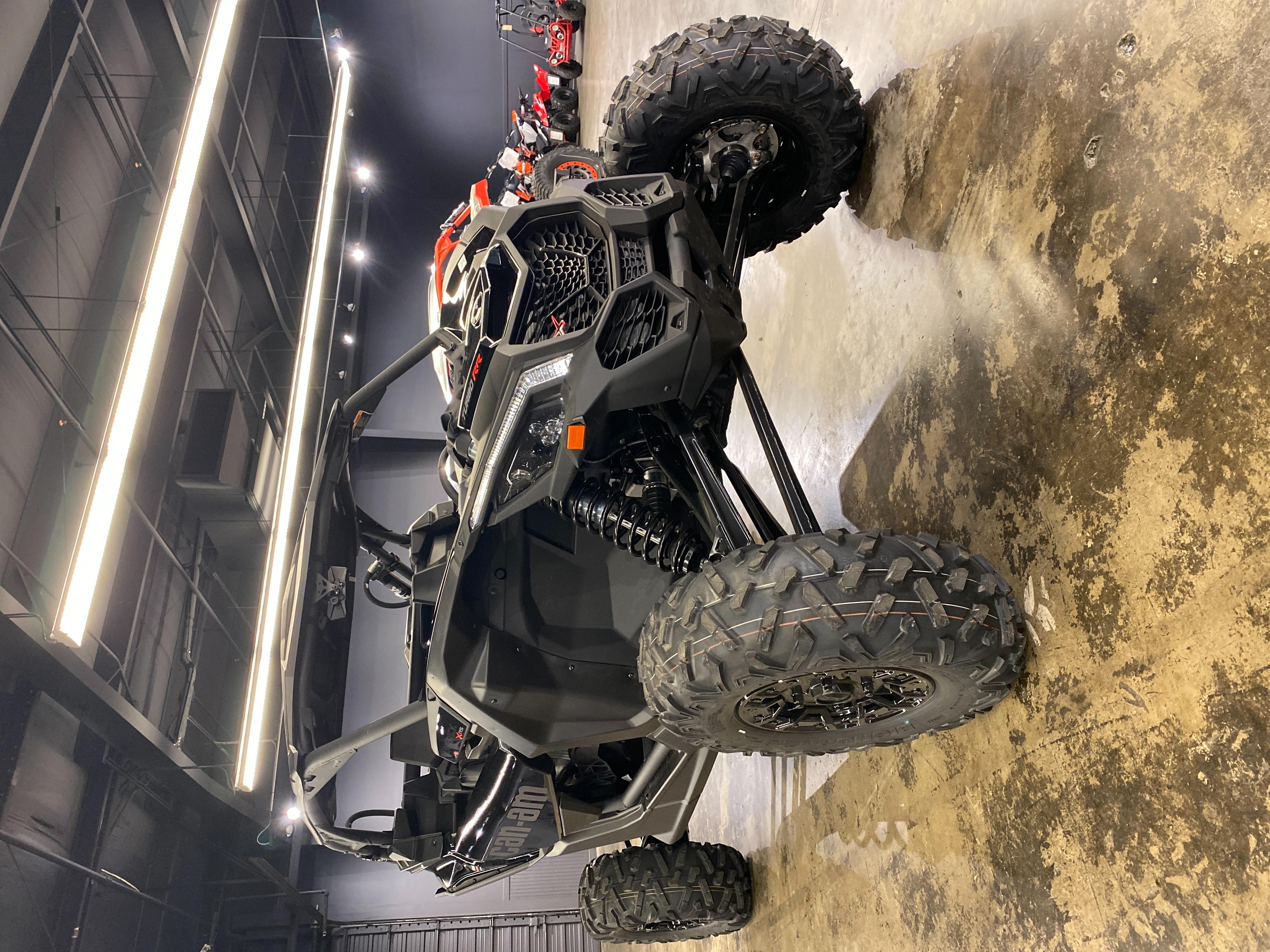 2021 Can-Am Maverick X3 X rs TURBO RR at Sloans Motorcycle ATV, Murfreesboro, TN, 37129