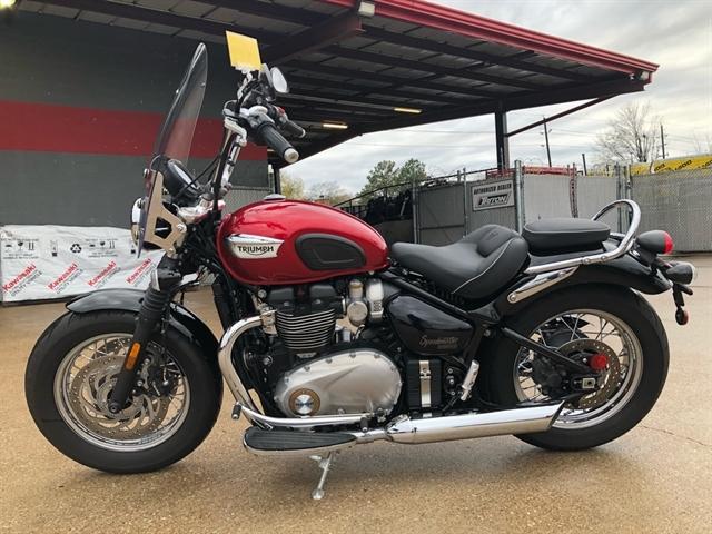 2018 Triumph Bonneville Speedmaster Base at Wild West Motoplex