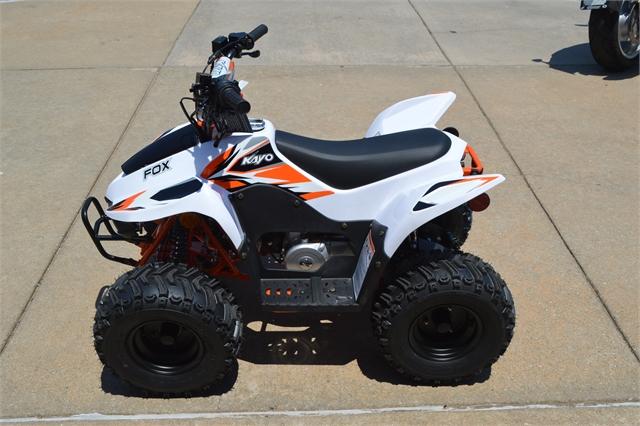 2021 Kayo FOX 70 at Shawnee Honda Polaris Kawasaki