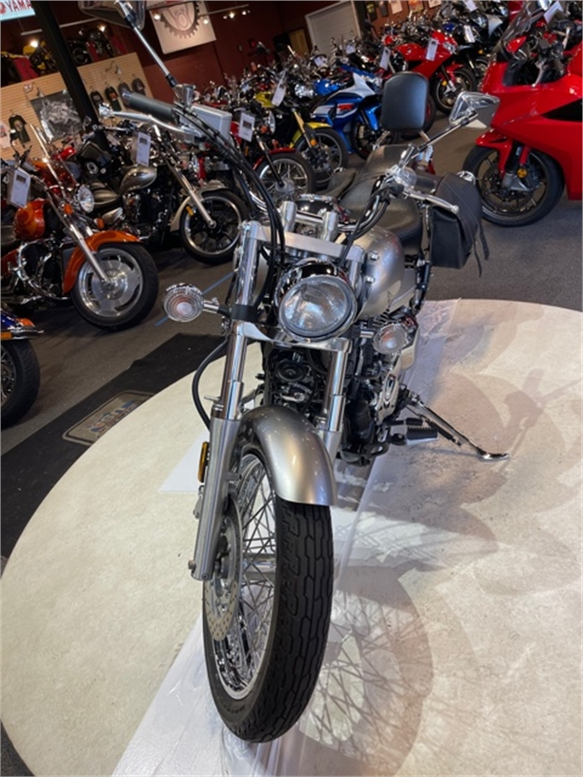 2014 Yamaha V Star Custom at Martin Moto