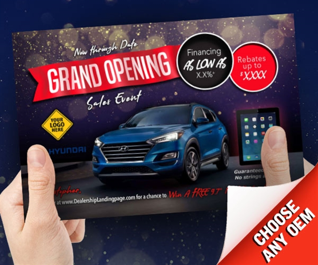 Grand Opening Automotive at PSM Marketing - Peachtree City, GA 30269
