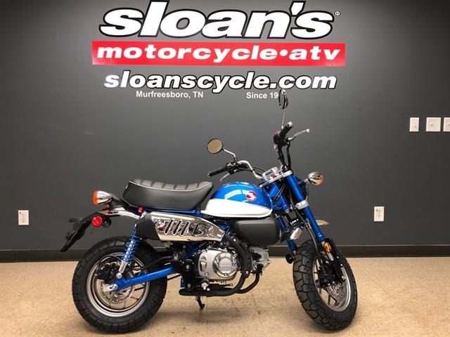 2020 Honda Monkey Base at Sloans Motorcycle ATV, Murfreesboro, TN, 37129