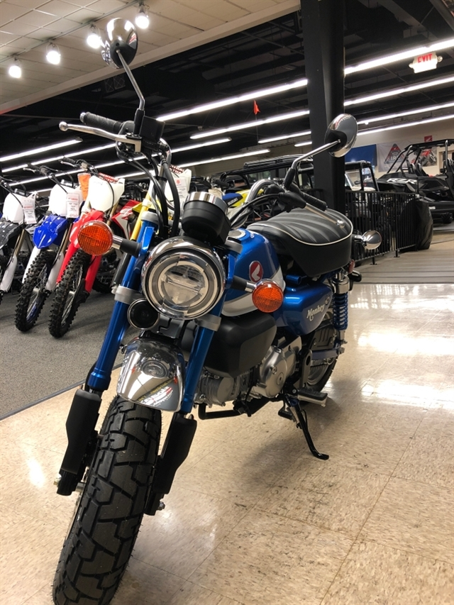 2020 Honda Monkey Base at Sloans Motorcycle ATV, Murfreesboro, TN, 37129