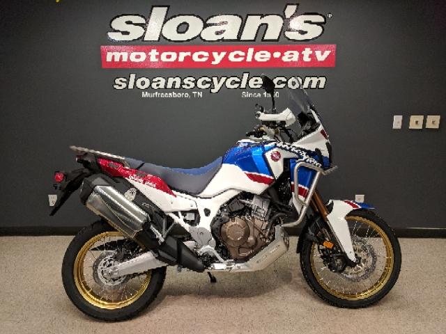 2018 Honda Africa Twin Adventure Sports DCT at Sloan's Motorcycle, Murfreesboro, TN, 37129