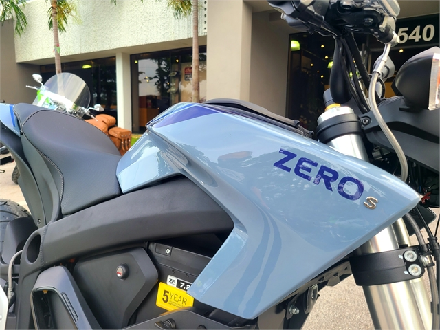 2021 Zero S ZF72 at Fort Lauderdale