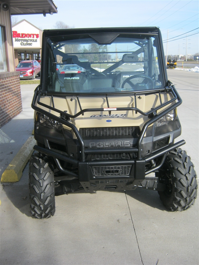 2019 Polaris Ranger XP 900 Military Tan at Brenny's Motorcycle Clinic, Bettendorf, IA 52722