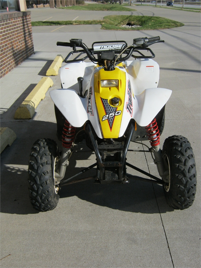 2000 Polaris Trail Blazer at Brenny's Motorcycle Clinic, Bettendorf, IA 52722