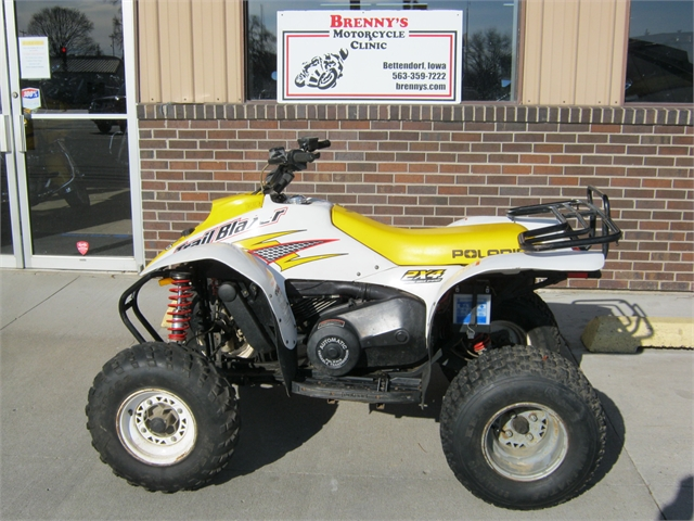 2001 Polaris Trail Blazer at Brenny's Motorcycle Clinic, Bettendorf, IA 52722