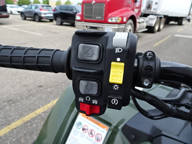 2019 Honda TRX420FE1 RANCHER 4X4 ELECTRIC SHIFT at Genthe Honda Powersports, Southgate, MI 48195