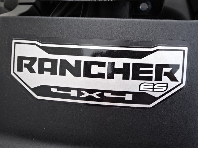 2019 Honda Rancher 420 4X4 ES 4X4 ES at Genthe Honda Powersports, Southgate, MI 48195