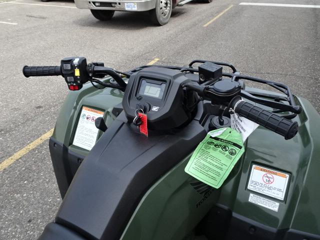 2019 Honda TRX420FE1 RANCHER 4X4 ELECTRIC SHIFT at Genthe Honda Powersports, Southgate, MI 48195