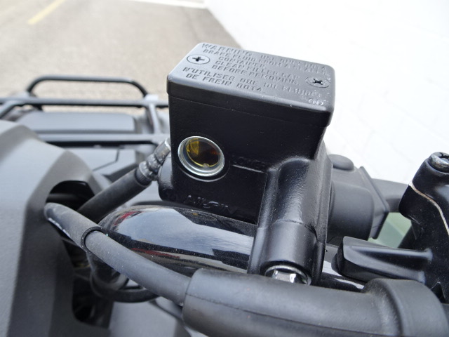 2019 Honda RANCHER 420 4X4 ES RANCHER 4X4 ELECTRIC SHIFT at Genthe Honda Powersports, Southgate, MI 48195
