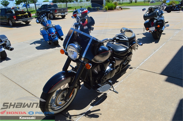 2014 Kawasaki Vulcan 900 Classic at Shawnee Honda Polaris Kawasaki