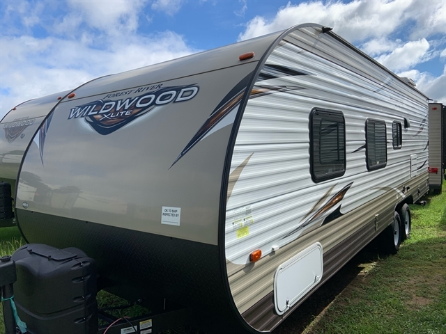 2019 Forest River Wildwood X-Lite at Campers RV Center, Shreveport, LA 71129