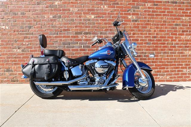 2017 Harley-Davidson Heritage Softail Classic Heritage Softail® Classic at Zylstra Harley-Davidson®, Ames, IA 50010