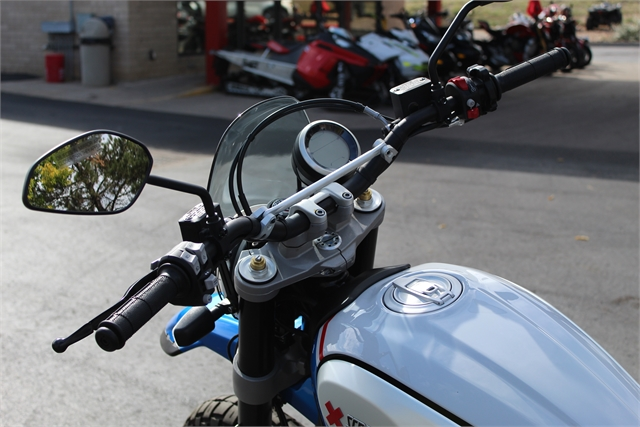 2021 Ducati Scrambler Desert Sled at Aces Motorcycles - Fort Collins