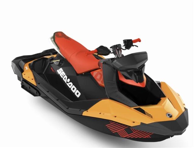 2019 Sea-Doo TRIXX 3-Up at Lynnwood Motoplex, Lynnwood, WA 98037