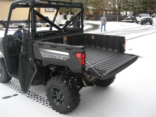 2021 Polaris Ranger 1000 Premium - Stealth Gray at Fort Fremont Marine