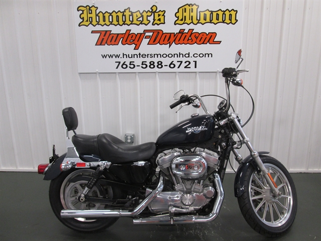 2009 Harley-Davidson Sportster 883 Low at Hunter's Moon Harley-Davidson®, Lafayette, IN 47905