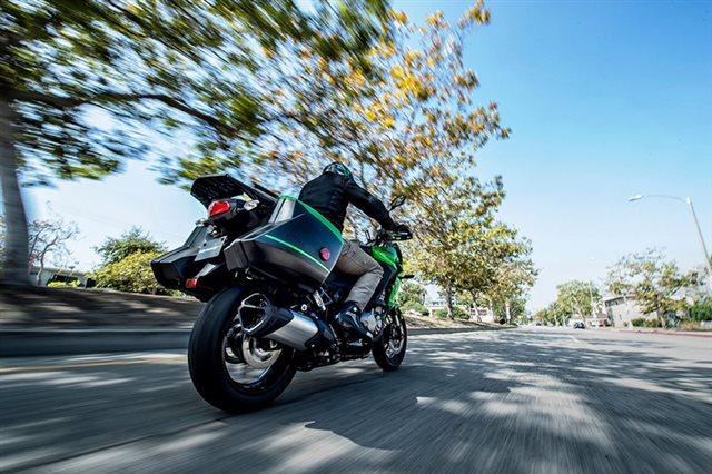 2016 Kawasaki Versys 1000 LT at Ehlerding Motorsports