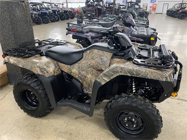 2020 Honda FourTrax Rancher 4X4 Automatic DCT EPS at ATVs and More