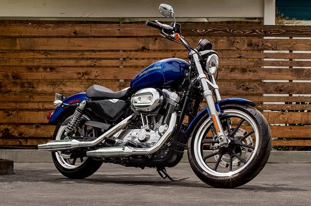 2016 Harley-Davidson Sportster SuperLow at Bumpus H-D of Memphis