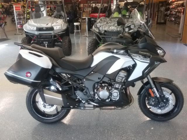2019 Kawasaki Versys 1000 SE LT+ at Thornton's Motorcycle - Versailles, IN