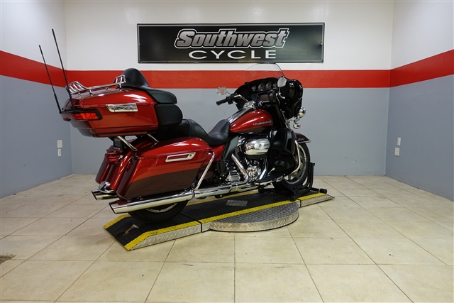2018 Harley-Davidson Electra Glide Ultra Limited Low at Southwest Cycle, Cape Coral, FL 33909