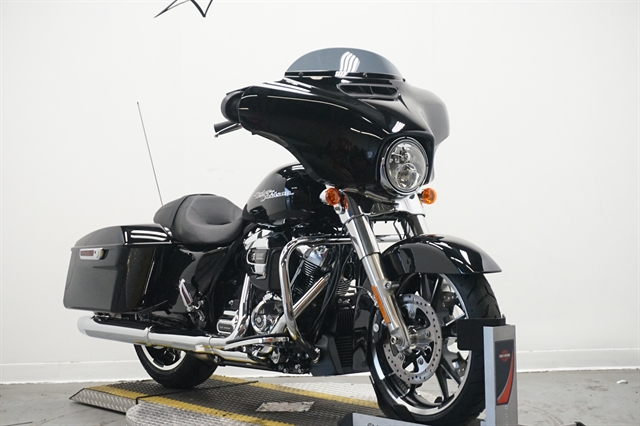 2020 Harley-Davidson Touring Street Glide at Texoma Harley-Davidson