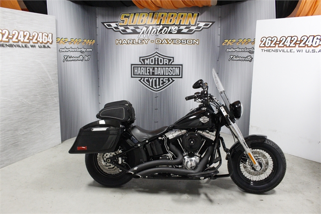 2013 Harley-Davidson Softail Slim at Suburban Motors Harley-Davidson