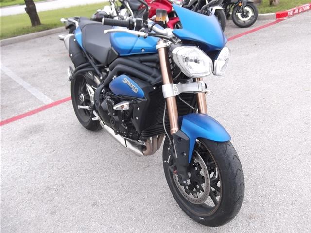 2014 Triumph SPEED TRIPLE at Kent Motorsports, New Braunfels, TX 78130