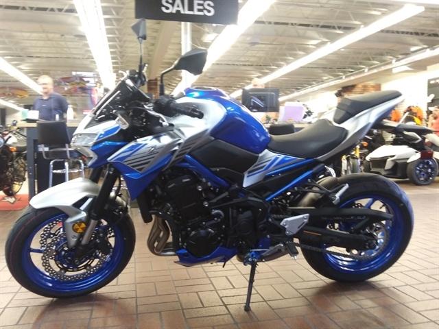 2020 Kawasaki Z900 ABS at Wild West Motoplex
