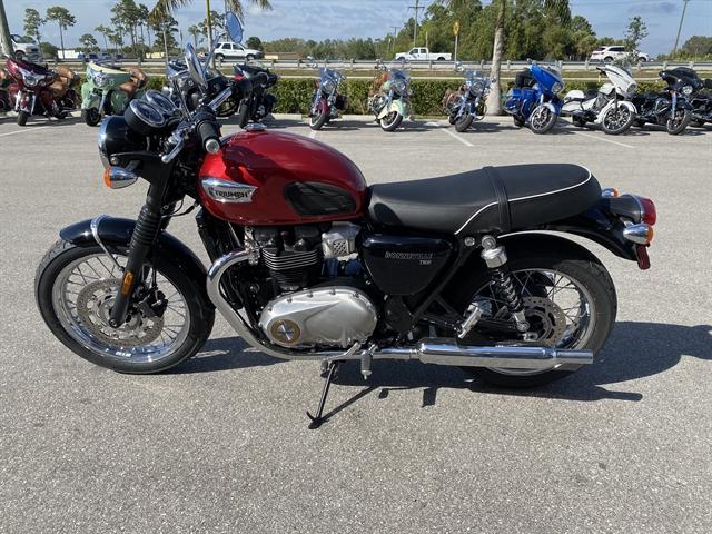 2020 Triumph Bonneville T100 Base at Fort Myers