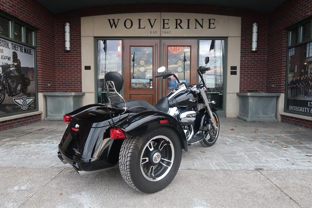 2019 Harley-Davidson Trike Freewheeler at Wolverine Harley-Davidson