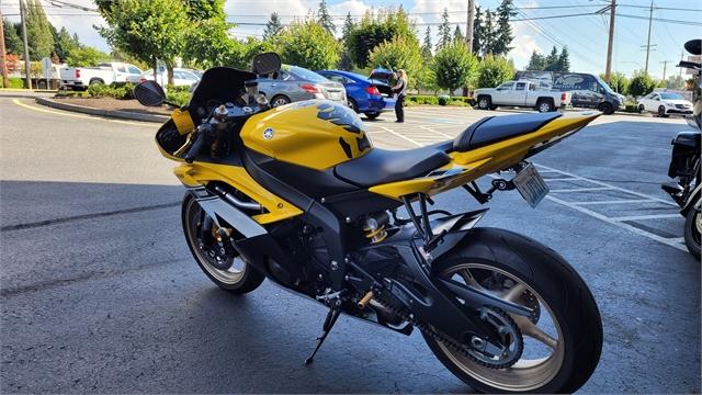 2016 Yamaha YZF R6 at Lynnwood Motoplex, Lynnwood, WA 98037